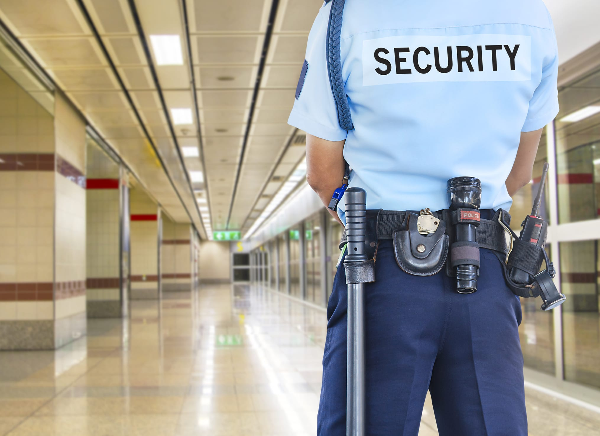 security guard professional liability