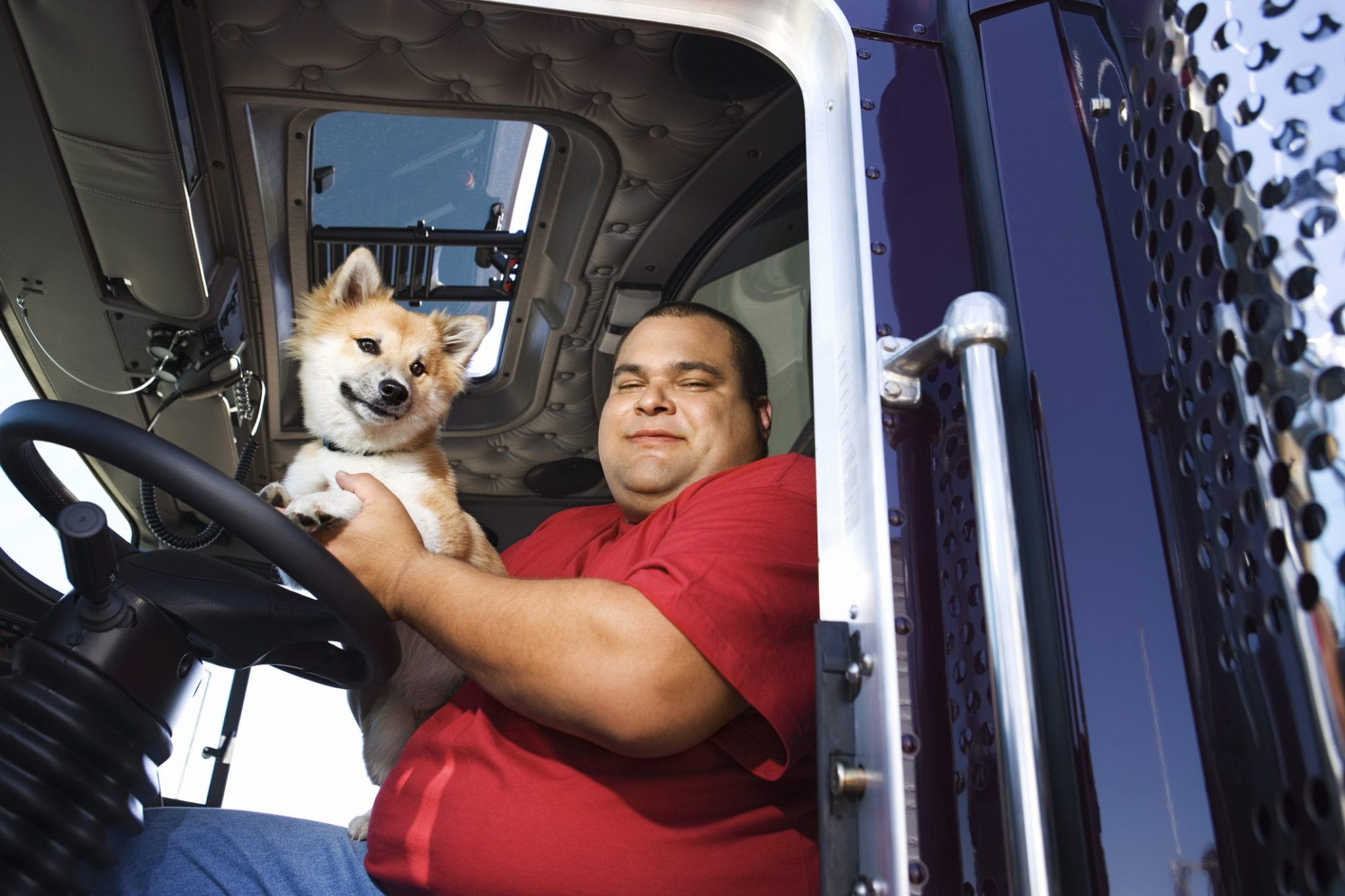 Trucking Companies that Allow Pets