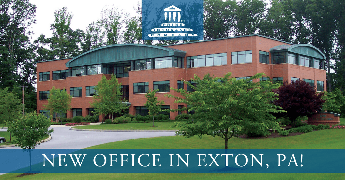 Prime Insurance Company Exton PA Office